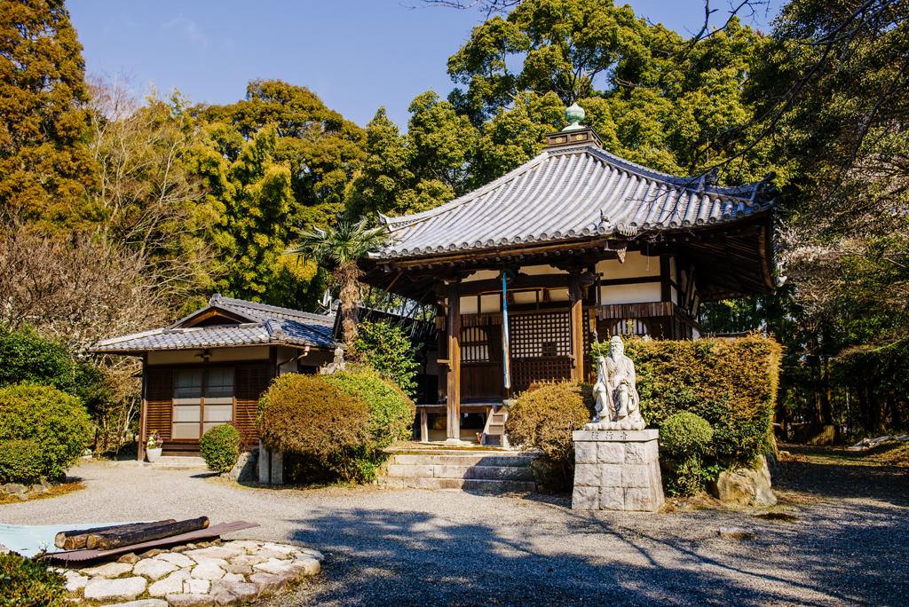 Gyājadō (Temple Pèlerin)