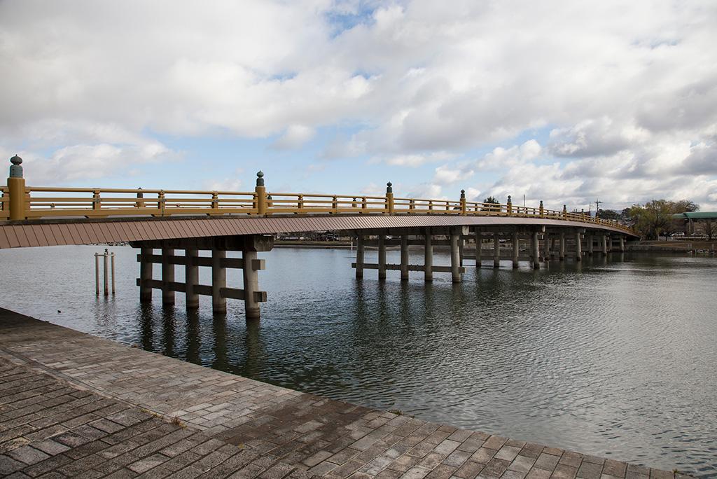 瀨田的唐橋