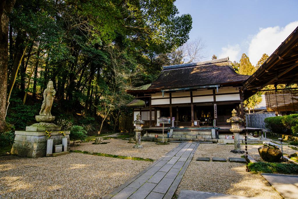 Temple Principale de Suikanji