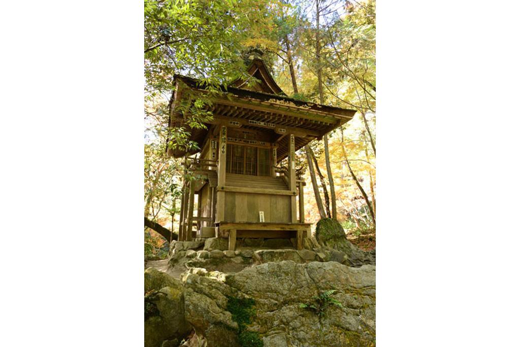 Sanctuaire Ryūzō Gongensha
