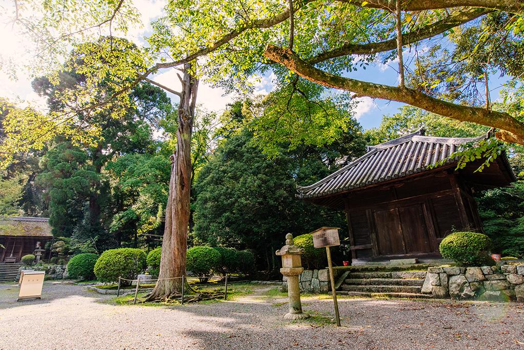 Temple Kyōtai-dō